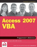 Access™ 2007 VBA Programmer's Reference