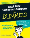 Excel 2007 Dashboards and Reports For Dummies