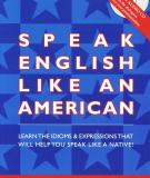Speak EnglishL Like An American