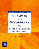Grammar and Vocabulary for Cambrige Advanced  and Proficiency