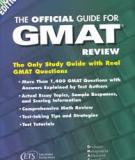 The official guide for GMAT