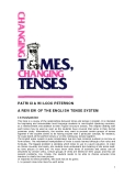 Times and Tenses