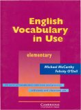 English vocabulary in use_ Elementary