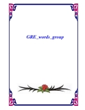 GRE_words_group