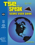 TOEFL - Tse Score User Guide