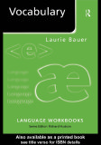 Vocabulary Language workbook