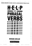 Help with Phrasal Verbs