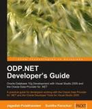 Oracle Data Provider for .NET Developer's Guide