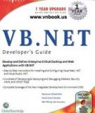 VB.N ET Developer's Guide