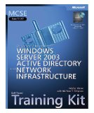 Window Server 2003 Active Directory  Network Infrastructure