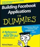 Building Facebook Application For Dummy