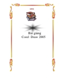Corel  Draw 2005