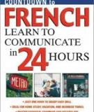 Countdown To French Learn to communicate in 24 hours