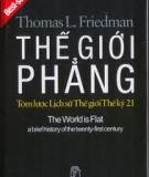 Thế giới phẳng_ The World is flat
