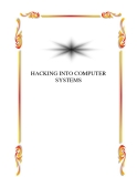 HACKING MANUAL INTO COMPUTER SYSTEMS
