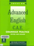Advanced English C.A.E - Grammar Practice