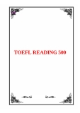 TOEFL READING 500