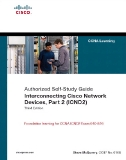 Authorized Self-Study Guide Cisco Network Devices,Part 2 (ICND2