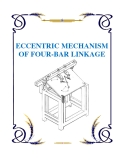 ECCENTRIC MECHANISM OF FOUR-BAR LINKAGE