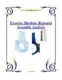 Exercise Machine Repeated Assembly Analysis