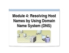 Resolving Host Names by Using Domain Name System (DNS)