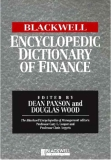 The Blackwell Encyclopedic Dictionary of Finance