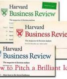 How to Pitch a Brilliant Idea