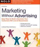 Marketing And Selling - Marketing Without Advertising