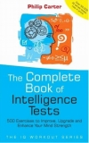 THE COMPLETE BOOK OF INTELLIGENCE TESTS (Philip Carter)