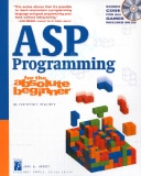 ASP Programming for the absolute beginner