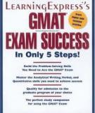 GMAT Exam Success in Only 4 Steps
