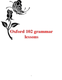 Oxford 102 grammar lessons