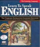 Learn To Speak English (Workbook)