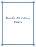 Giao tiếp USB Webcam, Camera