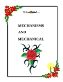 MECHANISMS AND MECHANICAL