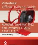 Autodesk Official Training Guide Essentials - AutoCAD 2010