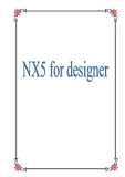 NX5 for designer