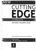 Cutting Edge Intermediate