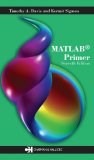 MATLAB Primer - Seventh Edition