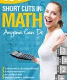 101 short cuts in math anyone can do