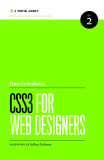 CSS 3 for  Web designers