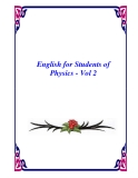 English for Students of Physics - Vol 2