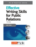 EFFECTIVE WRITING SKILLS FOR PUBLICRELATIONS