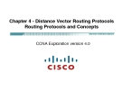 Chapter 4 - Distance Vector Routing Protocols Routing Protocols and Concepts  CCNA