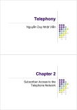 Telephony - Chapter 2: Subscriber Access to the Telephone Network