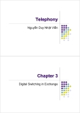 Telephony - Chapter 3: Digital Switching in Exchange