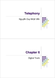 Telephony - Chapter 6: Digital Trunk