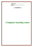 COMPUTER LEARNING CENTER: Môn học PHP