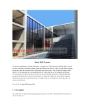 Vray trong 3D Max - Study Hall Exterior