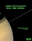 USING THE FREERTOS REAL TIME KERNEL